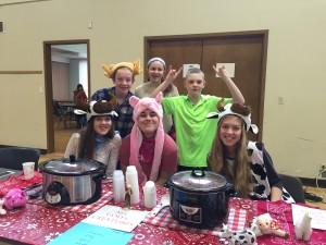 Youth Chili Cook off