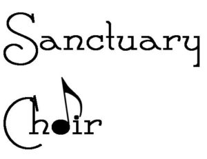 sanctuary choir logo